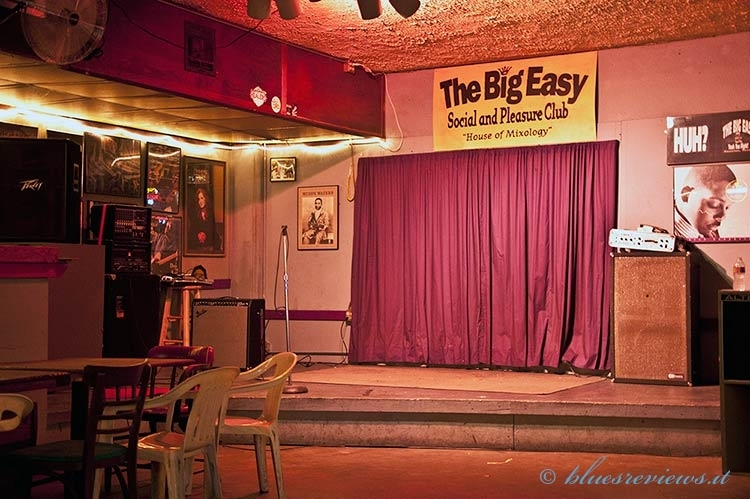 The Big Easy Social and Pleasure Club
