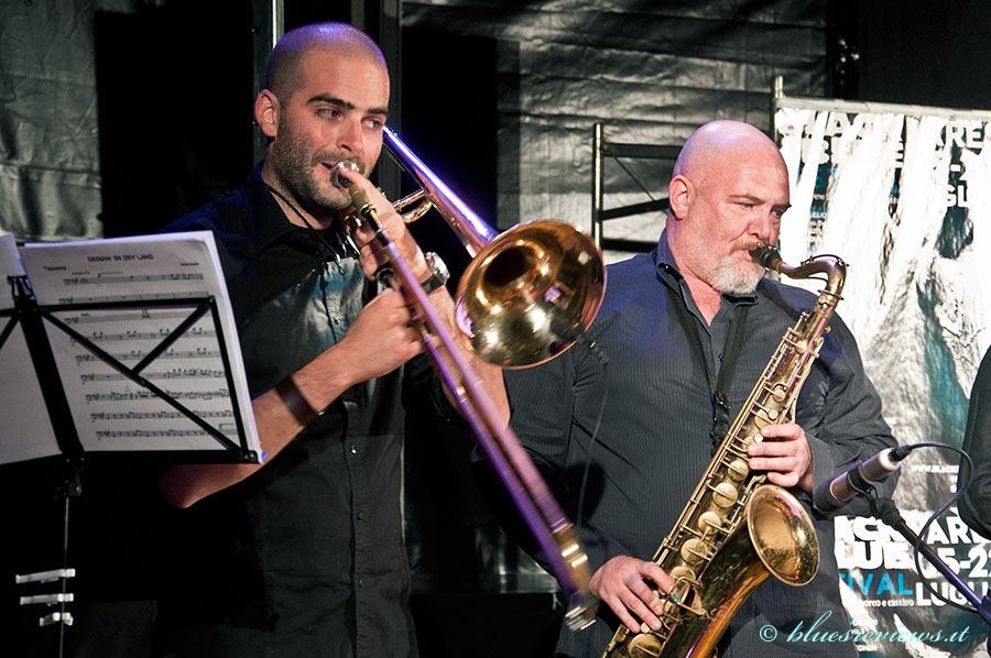 Andrea Angeloni, Diego Borotti