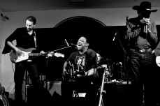 Lazy Lester & Rocky Lawrence with Fred Duna & The Full Optional