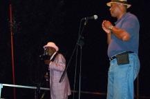 Sonny Rhodes, Guy Davis
