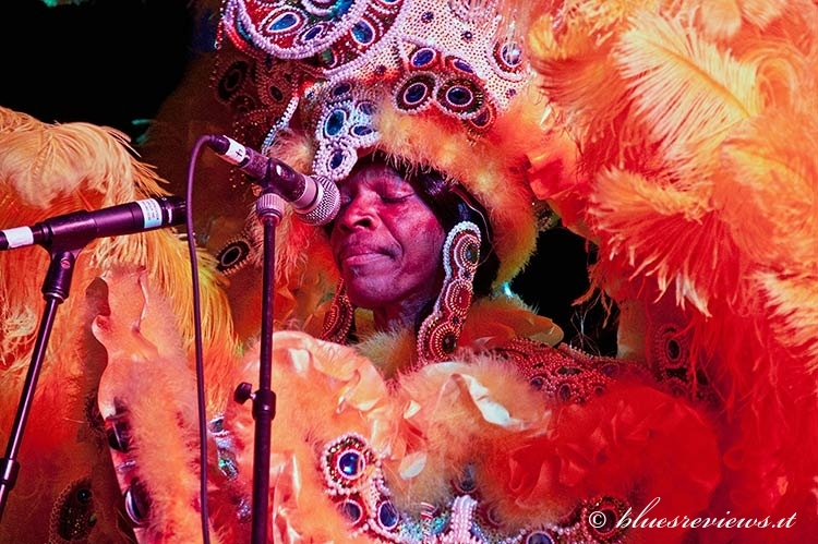 Big Chief Little Charles Taylor