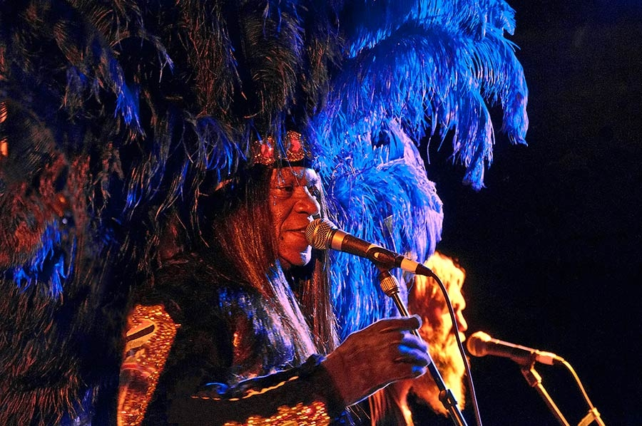 Big Chief Monk Boudreaux