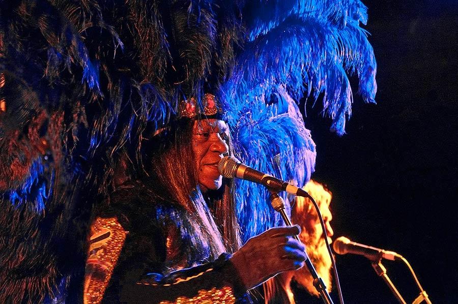 Big Chief Monk Boudreaux, clicca per ingrandire
