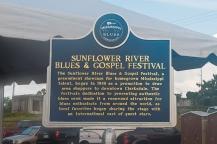 Sunflower River Blues & Gospel Festival, Clarksdale, Mississippi