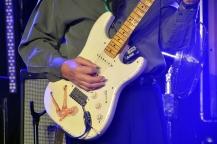 Funderburgh's guitar