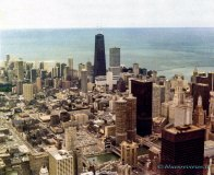 Chicago view in 1982