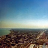 south-east-view of Chicago