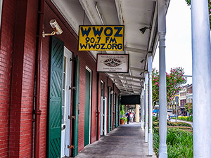 WWOZ di New Orleans in streaming