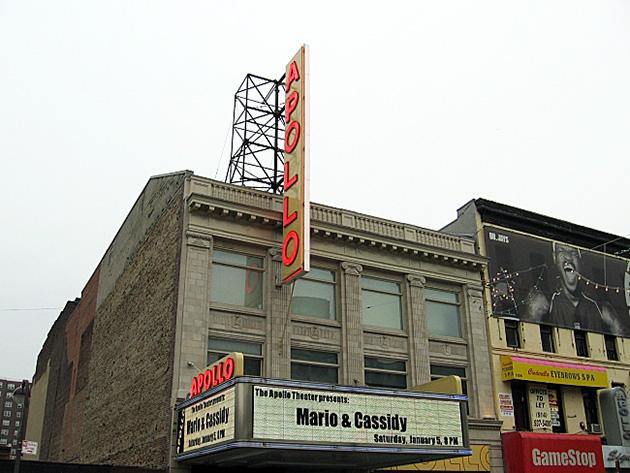 Apollo Theatre, Harlem, New York