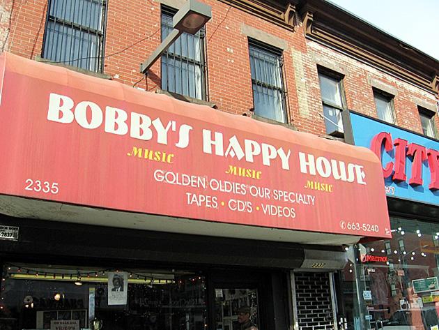 Bobby's Happy House