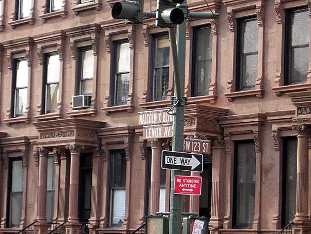 Malcom X Boulevard, Harlem, New York