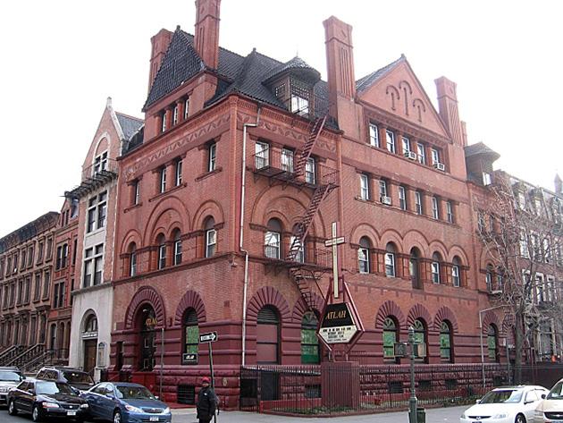 Harlem churches