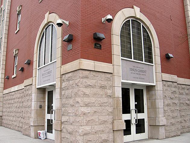 Harlem church