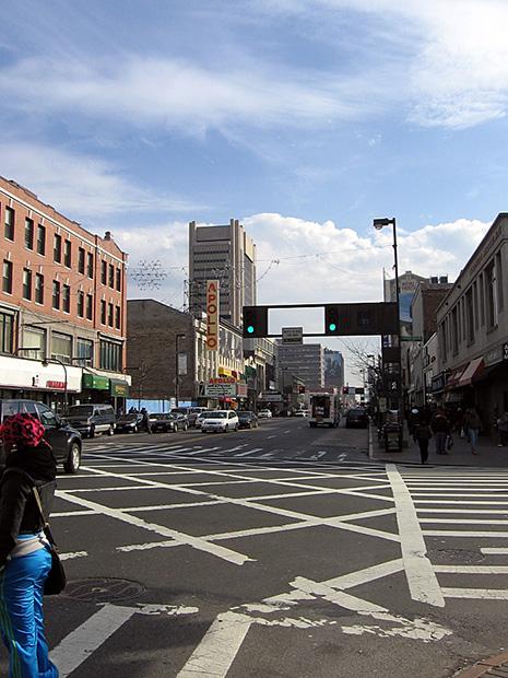 125th Street, Harlem, New York