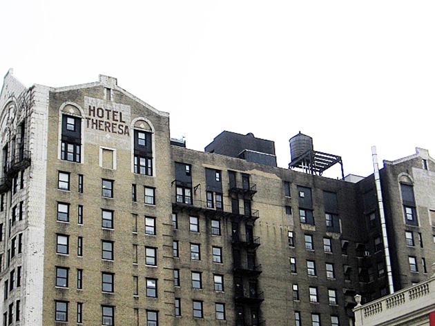 Hotel Theresa, Harlem, New York