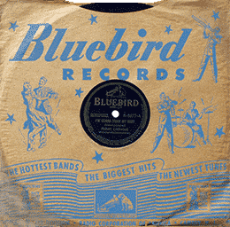 Robert Jr Lockwood, I'm gonna train my baby (78 rpm record)