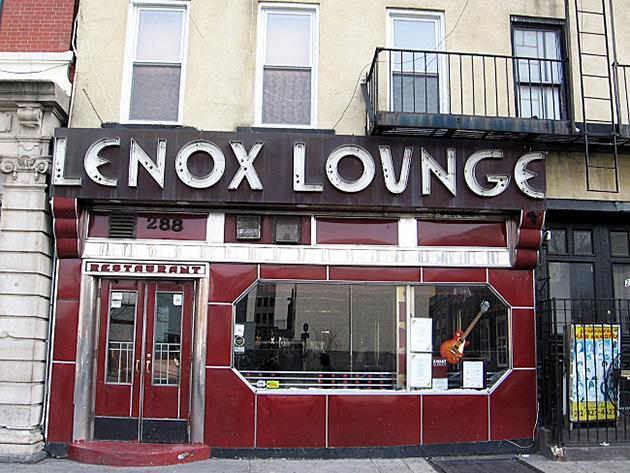 Lenox Lounge, Harlem, New York