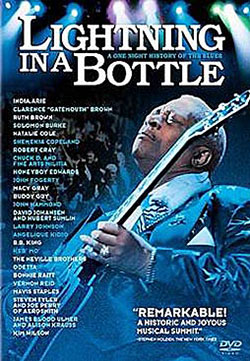 Lightning in a Bottle DVD cover