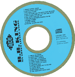 Ace Records, Sweet Little Angel CD