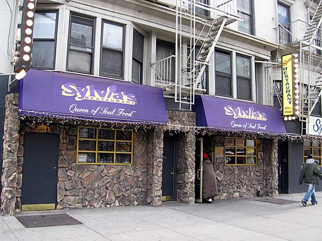 Sylvia'sRestaurant