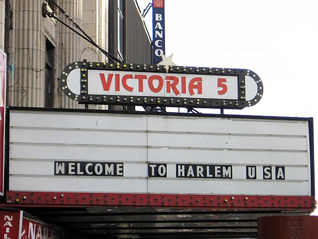 Victoria Theatre, Harlem, New York