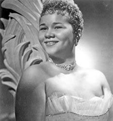 Promotional portrait, Modern Records, 1955