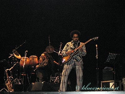 Renard Poché (Allen Toussaint Band)