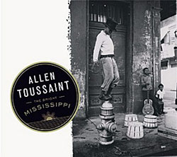 Allen Toussaint, The Bright Mississippi CD cover
