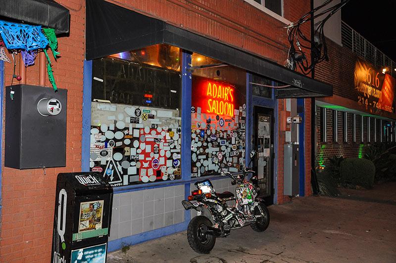 Adair's Saloon, Deep Ellum, Dallas