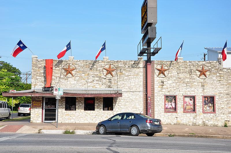 Allen's Boots, Austin, Texas