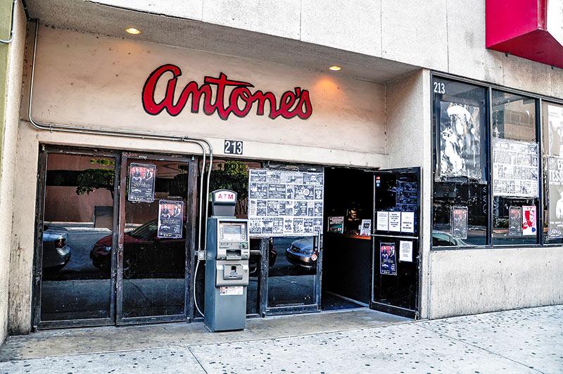 Antone's, Austin, Texas