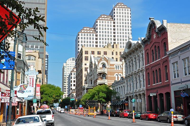 Historic District, Austin, Texas