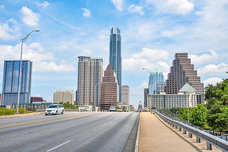 South Congress Avenue, Austin, Texas
