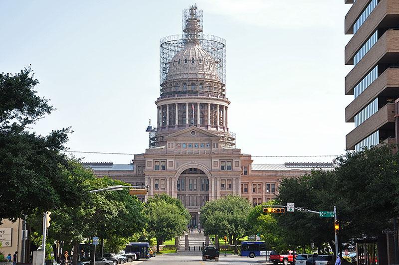 Capitol, Austin