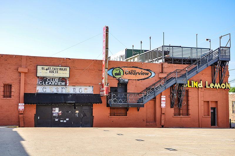 Club Clearview, Deep Ellum, Dallas