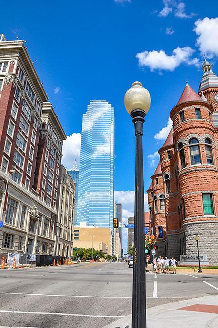 Main Street, Dallas, Texas