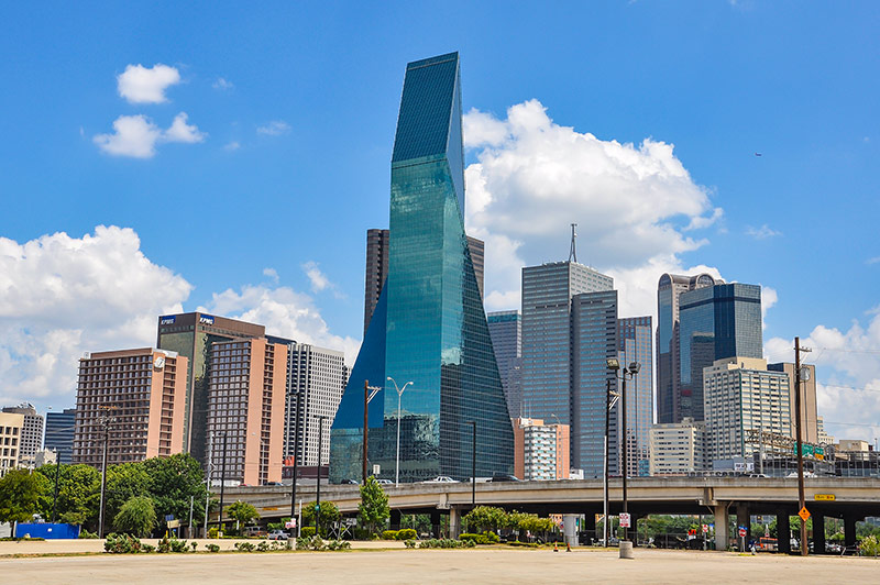 Dallas Downtown, Texas