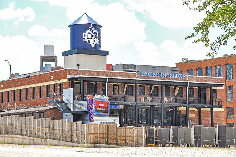 House of Blues, Dallas