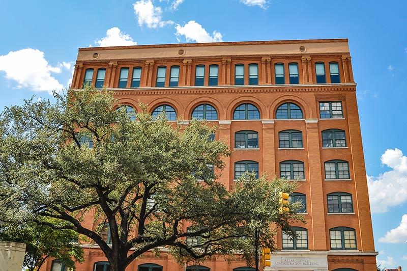 Texas School Book Depository, Dallas