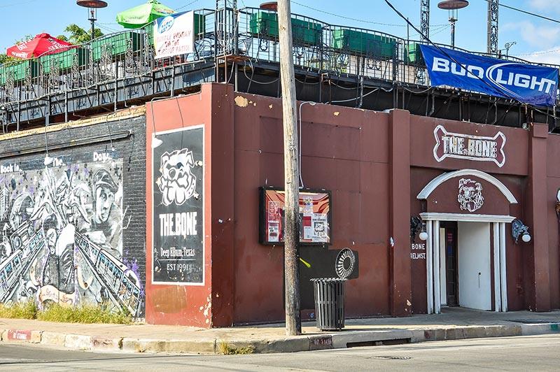 The Bone, Deep Ellum, Dallas
