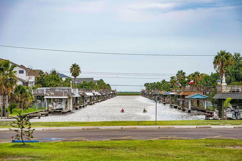 Bayou Vista, Texas