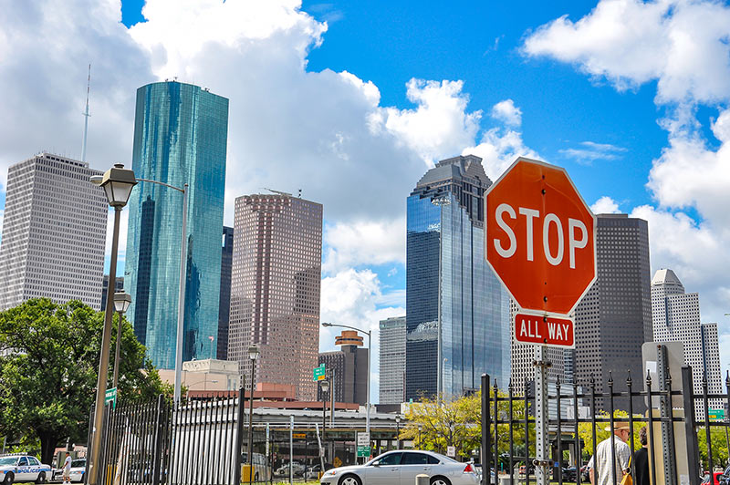 Downtown, Houston, Texas