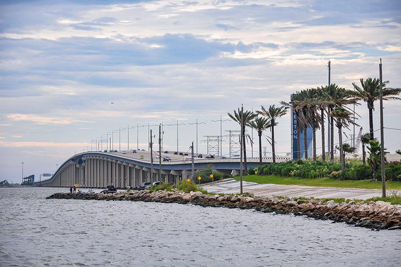 Galveston Causeway, Texas