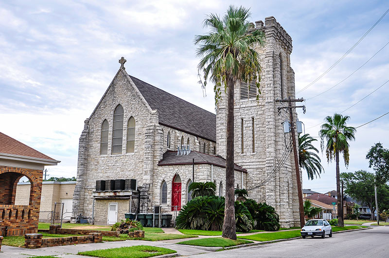 Grace Episcopal Church, Galveston, Texas