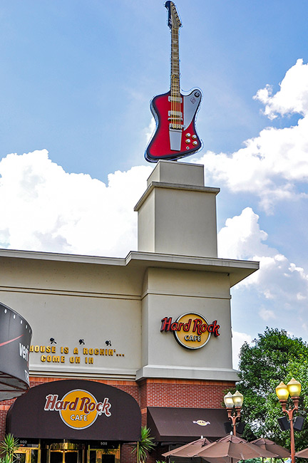 Hard Rock Cafe, Houston, Tx