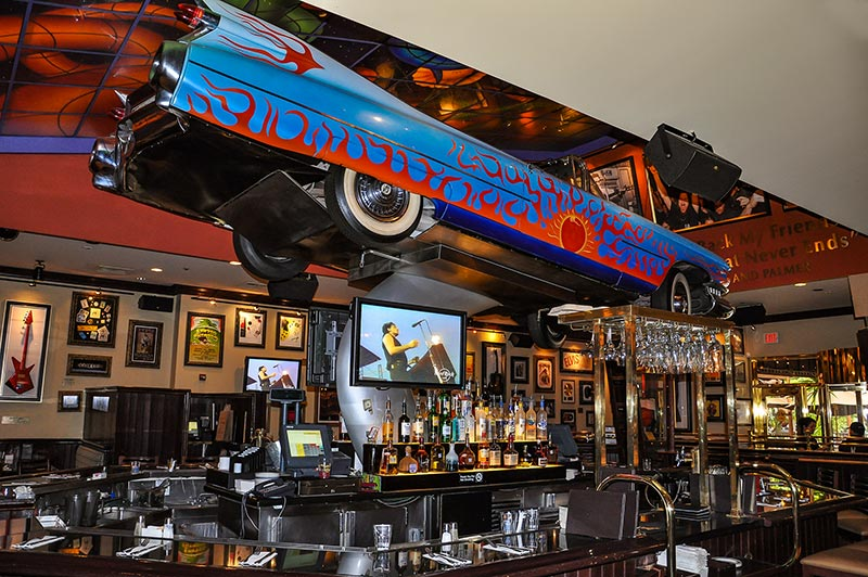Hard Rock Café, Houston, Texas