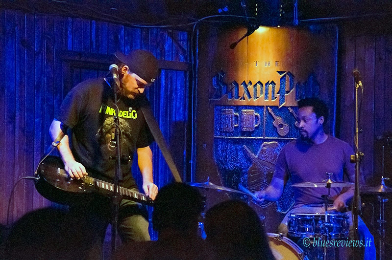 Jeff Plankenhorn at Saxon Pub, Austin, Tx