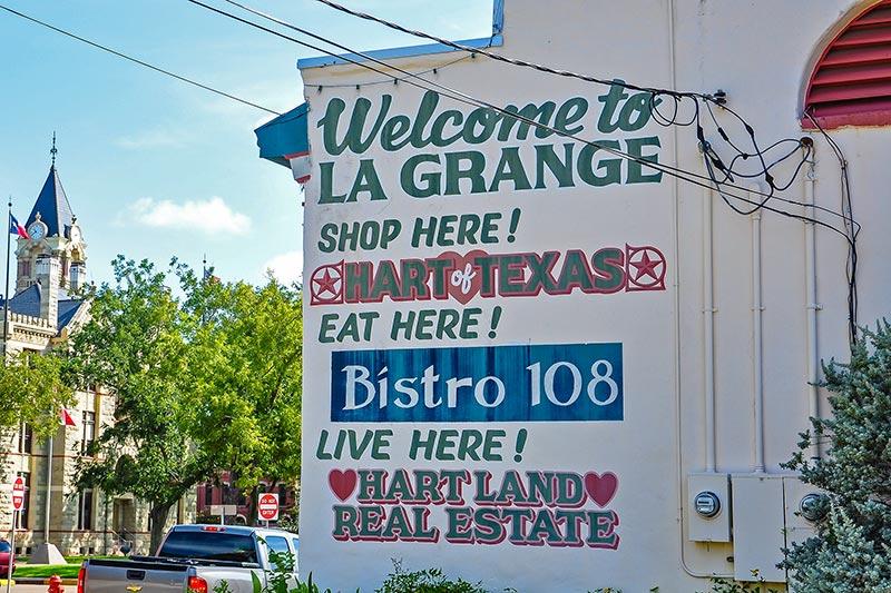 La Grange, Texas
