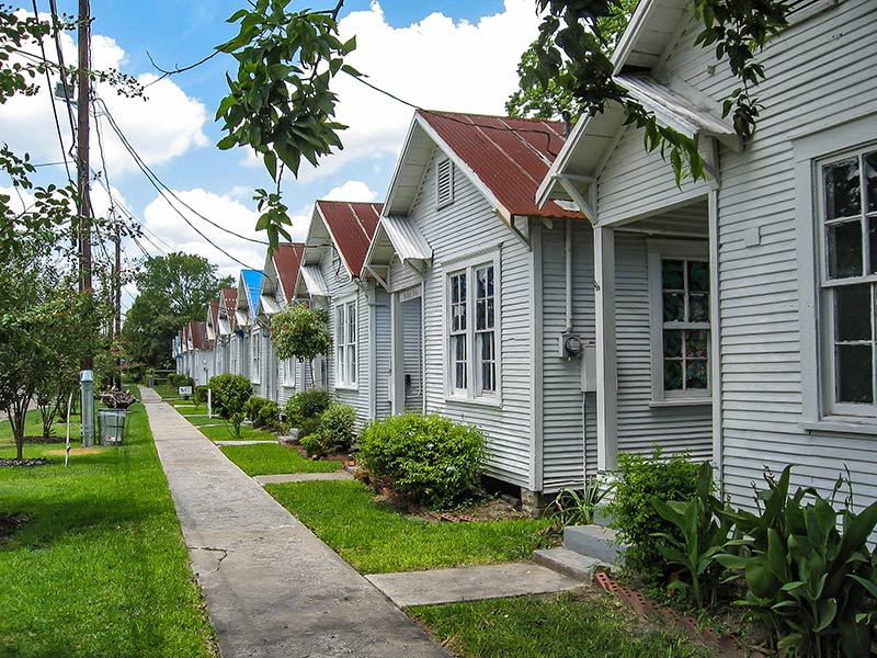 Project Row Houses, Third Ward, Houston, Texas