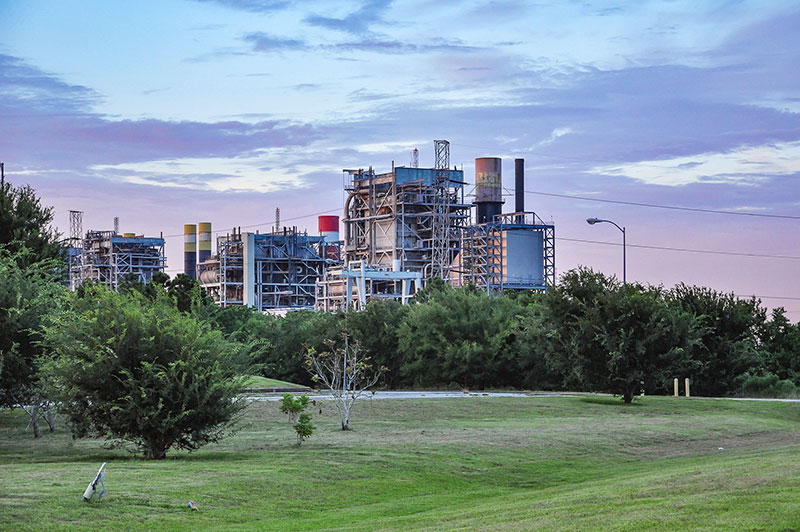 Refinery, Texas City